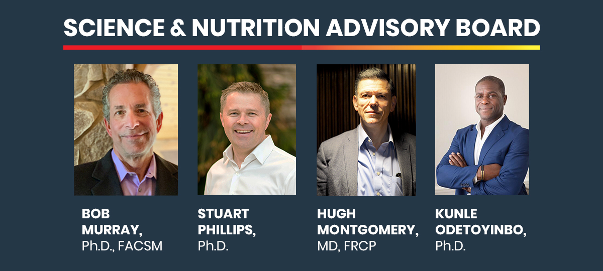 science and nutrition advisory board